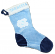 North Carolina Tarheels 2017 NCAA Basic Logo Plush Christmas Stocking