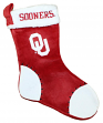 Oklahoma Sooners 2017 NCAA Basic Logo Plush Christmas Stocking