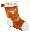 Texas Longhorns 2017 NCAA Basic Logo Plush Christmas Stocking