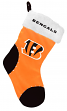 Cincinnati Bengals 2017 NFL Basic Logo Plush Christmas Stocking