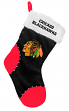 Chicago Blackhawks 2017 NHL Basic Logo Plush Christmas Stocking