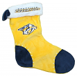 Nashville Predators 2017 NHL Basic Logo Plush Christmas Stocking