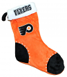 Philadelphia Flyers 2017 NHL Basic Logo Plush Christmas Stocking