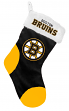 Boston Bruins 2017 NHL Basic Logo Plush Christmas Stocking