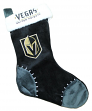 Las Vegas Golden Knights 2017 NHL Basic Logo Plush Christmas Stocking