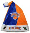 New York Knicks 2017 NBA Basic Logo Plush Christmas Santa Hat
