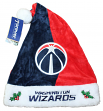 Washington Wizards 2017 NBA Basic Logo Plush Christmas Santa Hat