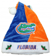 Florida Gators 2017 NCAA Basic Logo Plush Christmas Santa Hat