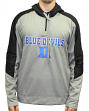 "Duke Blue Devils NCAA ""Illustrious"" Men's 1/4 Zip Pullover Hooded Jacket"