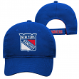 "New York Rangers Youth NHL ""Open Net"" Structured Adjustable Hat"