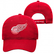 "Detroit Red Wings Youth NHL ""Open Net"" Structured Adjustable Hat"