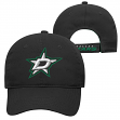 "Dallas Stars Youth NHL ""Open Net"" Structured Adjustable Hat"
