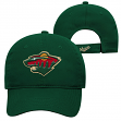 "Minnesota Wild Youth NHL ""Open Net"" Structured Adjustable Hat"