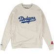 "Brooklyn Dodgers Mitchell & Ness MLB ""Deep Count"" Long Sleeve Crew Sweatshirt"