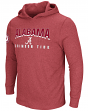 "Alabama Crimson Tide NCAA ""Chotchkie"" Men's Long Sleeve Hooded Wind Shirt"