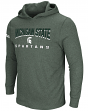 "Michigan State Spartans NCAA ""Chotchkie"" Men's Long Sleeve Hooded Wind Shirt"