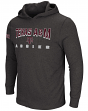 "Texas A&M Aggies NCAA ""Chotchkie"" Men's Long Sleeve Hooded Wind Shirt"