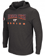 "Virginia Tech Hokies NCAA ""Chotchkie"" Men's Long Sleeve Hooded Wind Shirt"