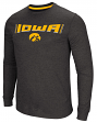 "Iowa Hawkeyes NCAA ""Cake Time"" Men's Long Sleeve T-Shirt"