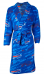"Buffalo Bills NFL ""Grandstand"" Men's Micro Fleece Robe"