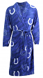 "Indianapolis Colts NFL ""Grandstand"" Men's Micro Fleece Robe"