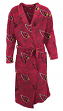 "Arizona Cardinals NFL ""Grandstand"" Men's Micro Fleece Robe"