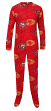 "San Francisco 49ers NFL ""Grand"" Men's Micro Fleece Union Suit"