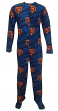 "Chicago Bears NFL ""Grand"" Men's Micro Fleece Union Suit"