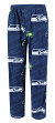 "Seattle Seahawks NFL ""End Zone"" Men's Micro Fleece Pajama Pants"
