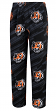 "Cincinnati Bengals NFL ""End Zone"" Men's Micro Fleece Pajama Pants"