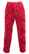 "Arizona Cardinals NFL ""End Zone"" Men's Micro Fleece Pajama Pants"