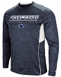 Penn State Nittany Lions NCAA Makin' Bucks Men's Dual Blend Long Sleeve T-Shirt