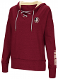 Florida State Seminoles Women's NCAA Rhymes Lace Up Pullover Hooded Sweatshirt