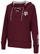 "Texas A&M Aggies Women's NCAA ""Rhymes"" Lace Up Pullover Hooded Sweatshirt"