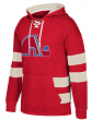 "Quebec Nordiques CCM NHL ""Penalty Kill"" Men's Vintage Jersey Sweatshirt"
