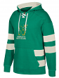 "Minnesota North Stars CCM ""Penalty Kill"" Men's Vintage Jersey Sweatshirt - Green"