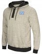 "North Carolina Tarheels Men's NCAA ""Bolton"" Hooded Henley Sweatshirt"