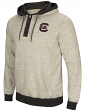"South Carolina Gamecocks Men's NCAA ""Bolton"" Hooded Henley Sweatshirt"
