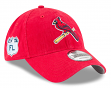 "St. Louis Cardinals New Era MLB 9Twenty ""2017 Spring Training"" Adjustable Hat"