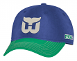"Hartford Whalers CCM NHL ""Classic"" Sun Bleached Slouch Adjustable Hat"