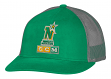"Minnesota North Stars CCM NHL ""Trucking"" Structured Adjustable Mesh Back Hat"