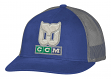 "Hartford Whalers CCM NHL ""Trucking"" Structured Adjustable Mesh Back Hat"