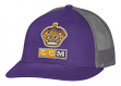 "Los Angeles Kings CCM NHL ""Trucking"" Structured Adjustable Mesh Back Hat"