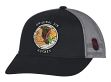 Chicago Blackhawks CCM NHL Original 6 Structured Adjustable Mesh Back Hat
