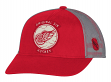 Detroit Red Wings CCM NHL Original 6 Structured Adjustable Mesh Back Hat
