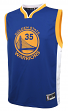 Kevin Durant Golden State Warriors Youth NBA Replica Jersey - Blue