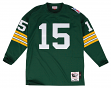 Bart Starr Green Bay Packers Mitchell & Ness Authentic 1969 Green NFL Jersey