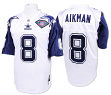 Troy Aikman Dallas Cowboys Mitchell & Ness Authentic 1994 White NFL Jersey