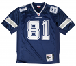 Terrell Owens Dallas Cowboys Mitchell & Ness Authentic 2007 Blue NFL Jersey