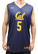 California Golden Bears Under Armour NCAA Men's Replica Basketball Jersey